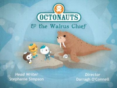 The Octonauts - Season 1 Episode 04: The Walrus Chief