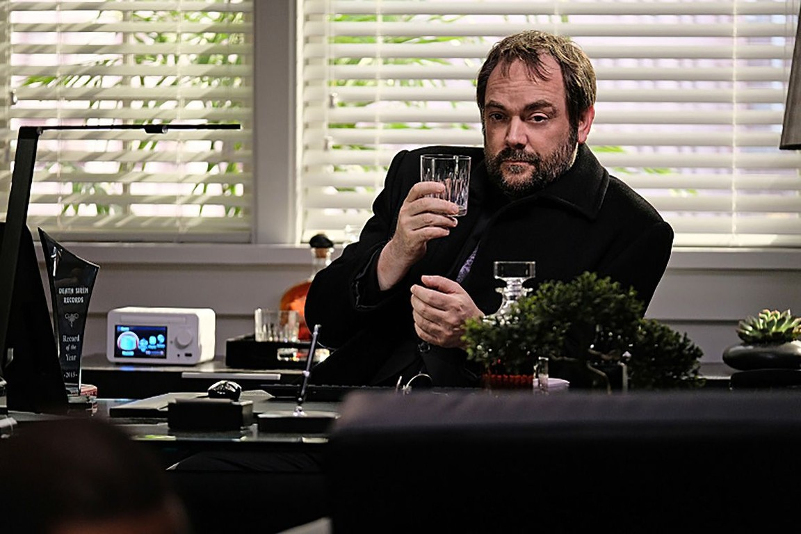 Supernatural - Season 12 Episode 07: Rock Never Dies