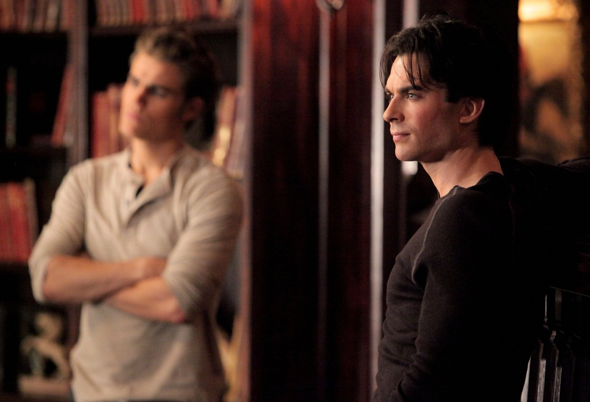 The Vampire Diaries - Season 2 Episode 10: The Sacrifice