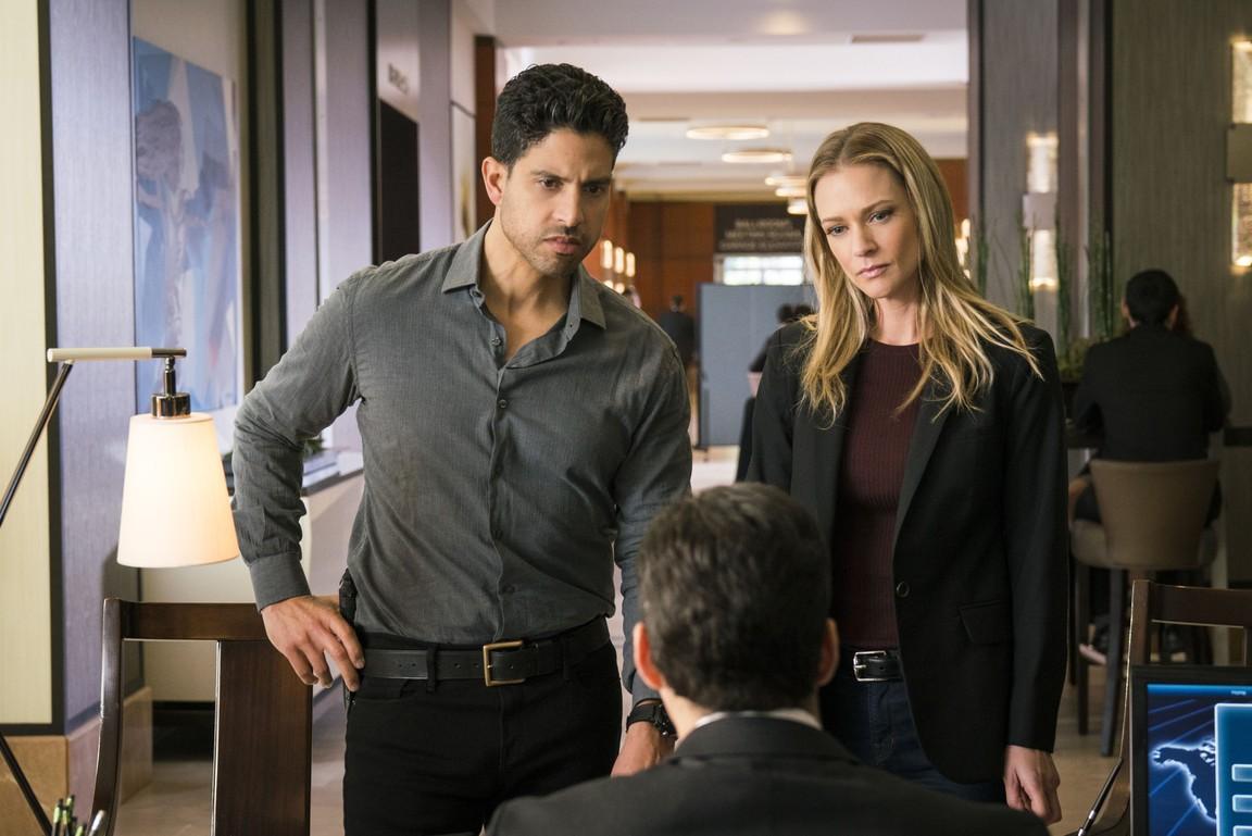 Criminal Minds- Season 13 Episode 16: Last Gasp