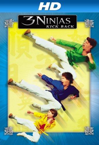 3 Ninjas Kick Back [Sub: Eng]