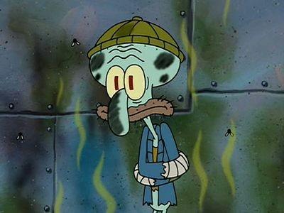 SpongeBob SquarePants - Season 3 Episode 21-22: Party Pooper Pants