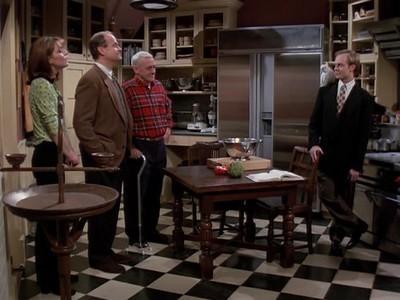 Frasier - Season 4 Episode 14: To Kill a Talking Bird