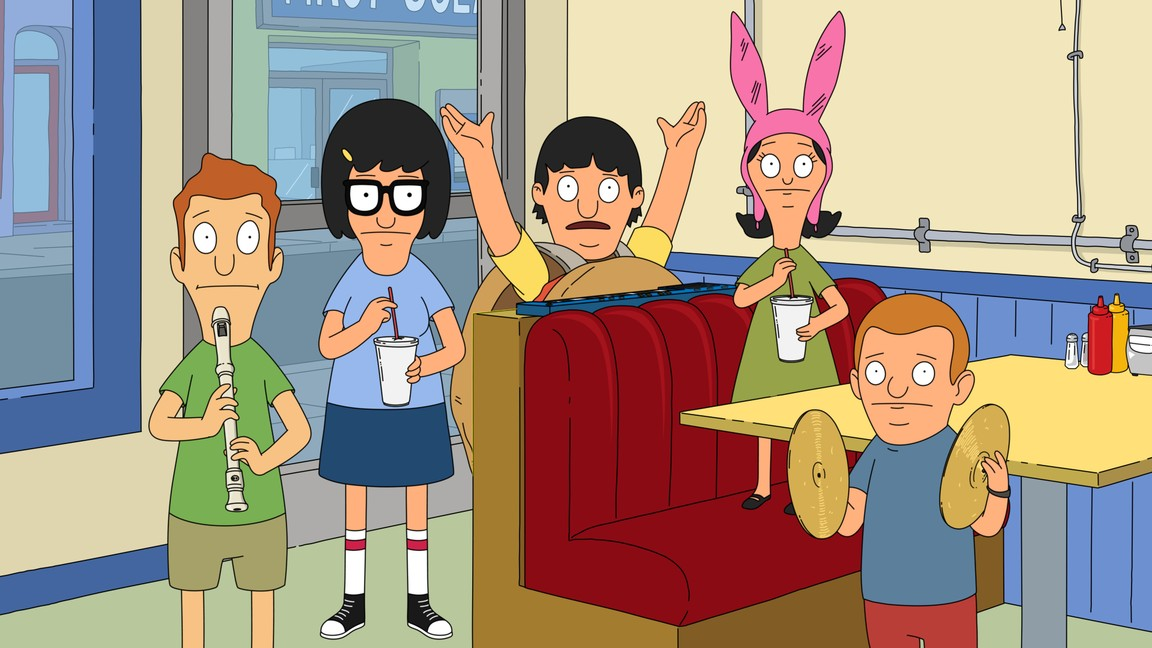 Bob's Burgers - Season 5 Episode 17: Itty Bitty Ditty Committee