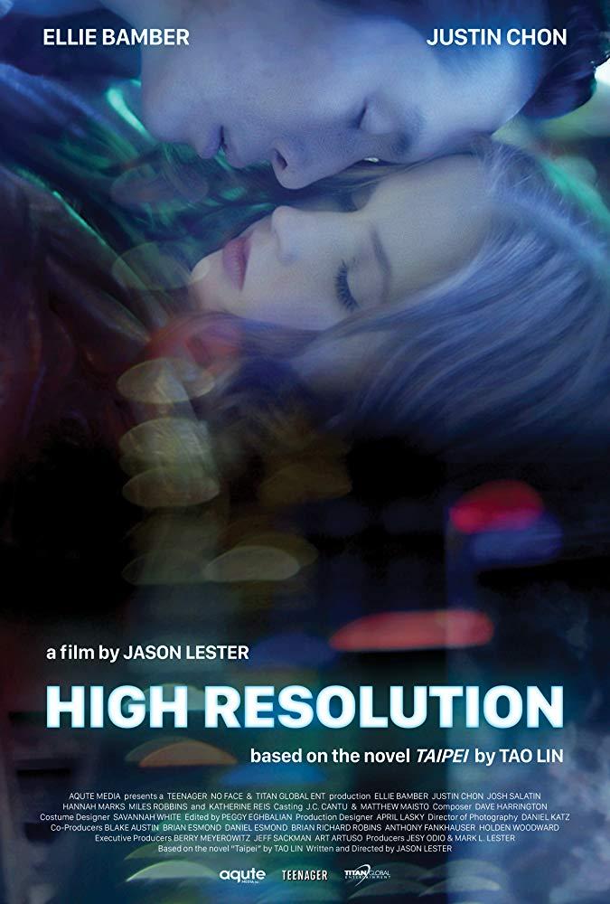 High Resolution