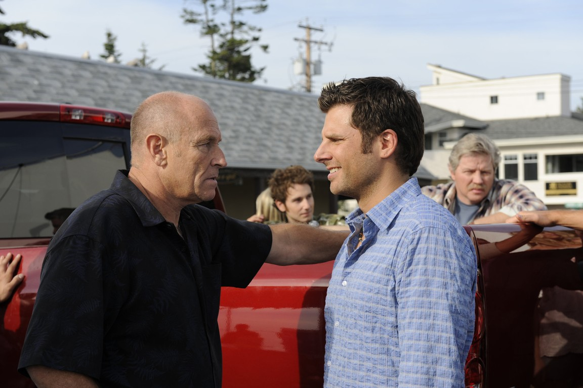 Psych - Season 4 Episode 08: Let's Get Hairy