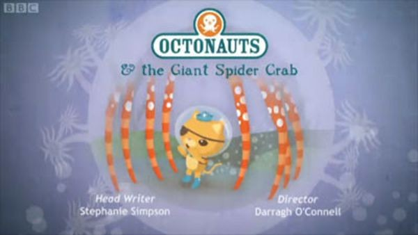 The Octonauts - Season 1 Episode 50: The Giant Spider Crab
