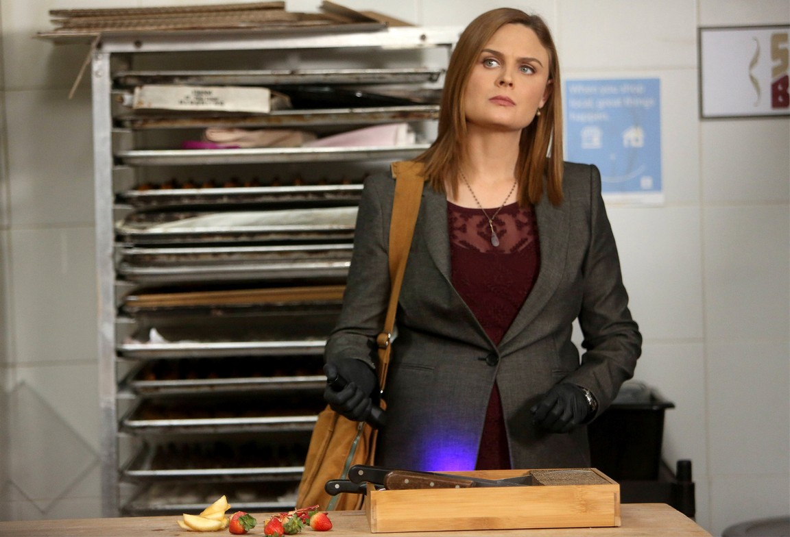 Bones - Season 10 Episode 13: The Baker in the Bits