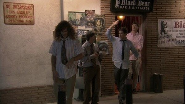 Workaholics - Season 1 Episode 05: Checkpoint Gnarly