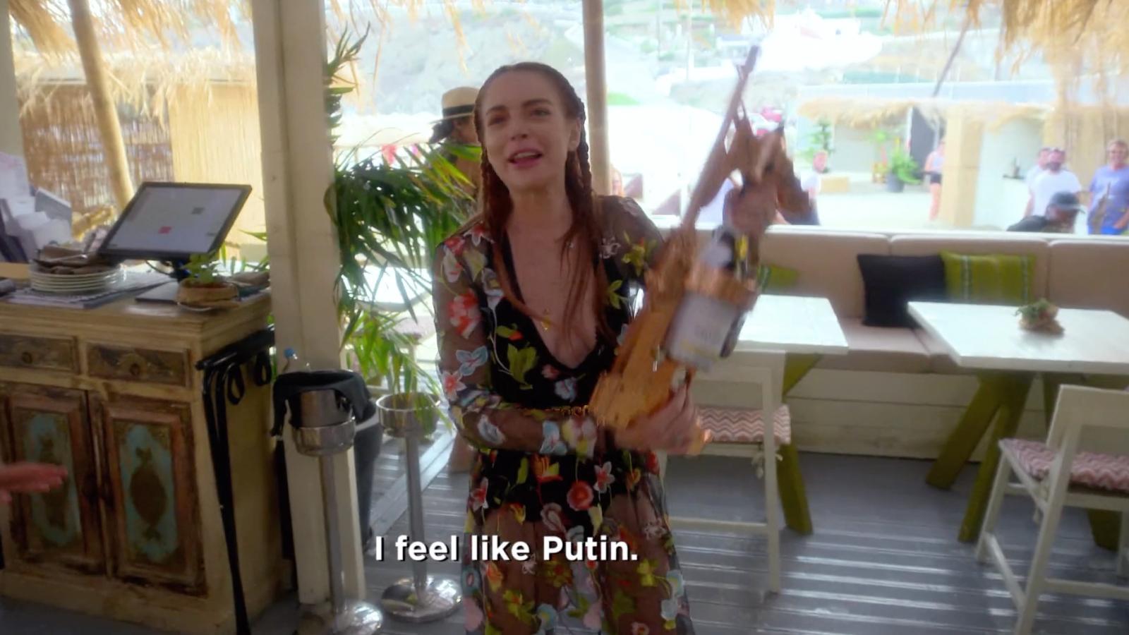 Lindsay Lohan's Beach Club - Season 1