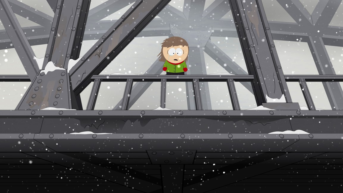 South Park - Season 20 Episode 02: Skank Hunt