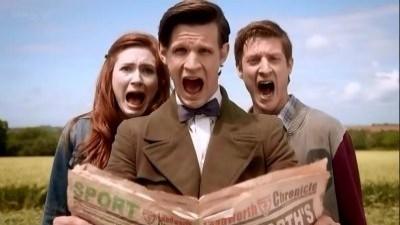 Doctor Who - Season 6 Episode 08: Let's Kill Hitler