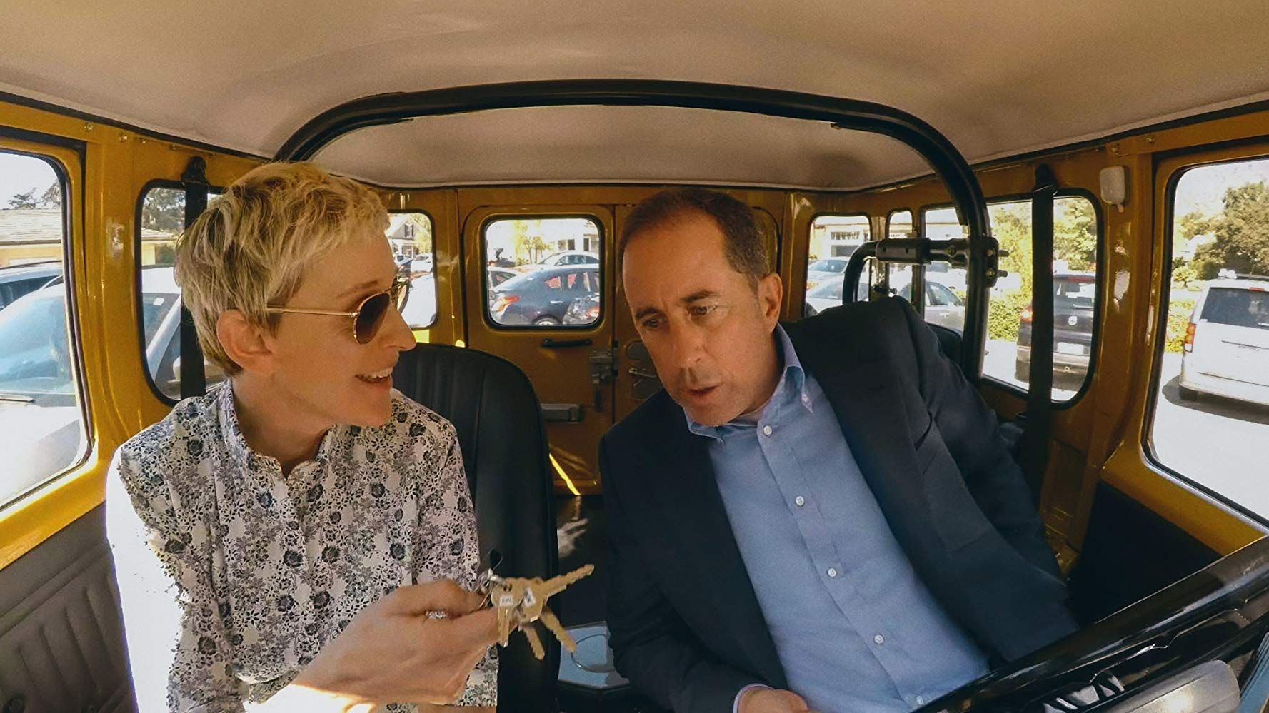 Comedians in Cars Getting Coffee - Season 10