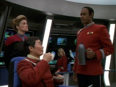 Star Trek: Voyager - Season 3