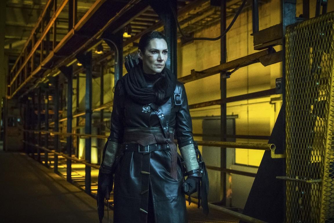 Arrow - Season 6 Episode 16: The Thanatos Guild