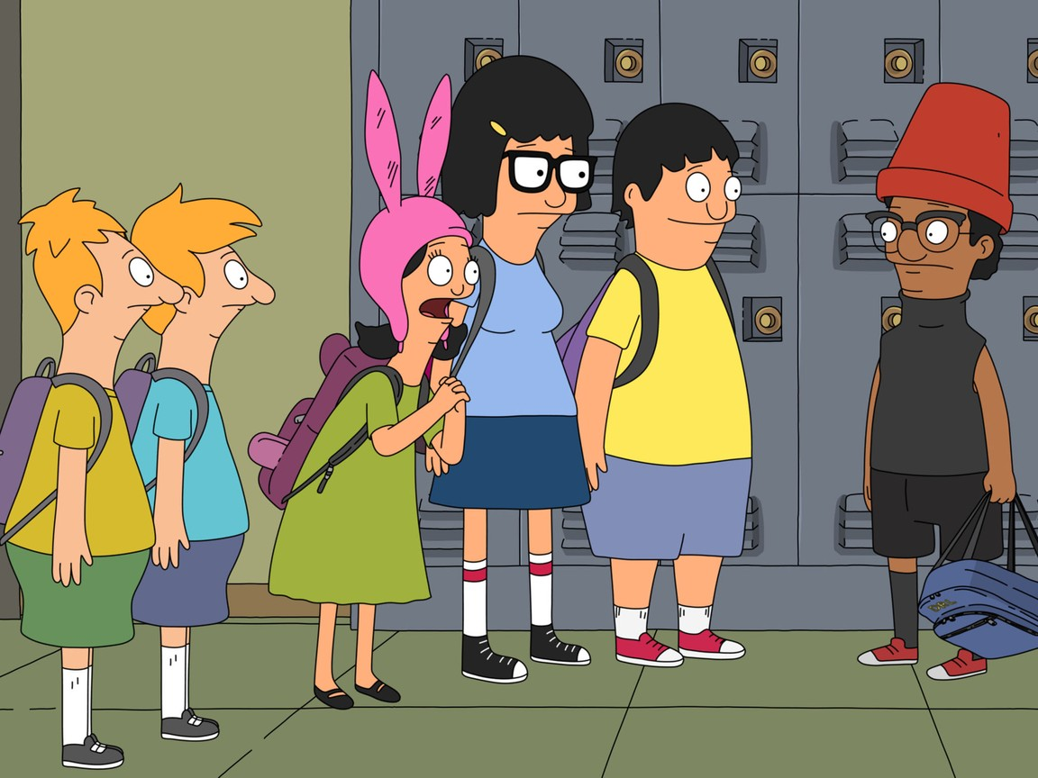 Bob's Burgers - Season 4 Episode 02: Fort Night