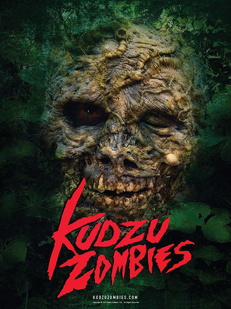 Attack of the Southern Fried Zombies (Kudzu Zombies)