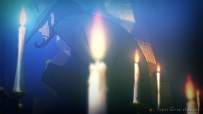 Lupin the Third Jigens Gravestone