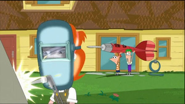 Phineas and Ferb - Season 3 Episode 18: Escape from Phineas Tower - Remains of the Platypus