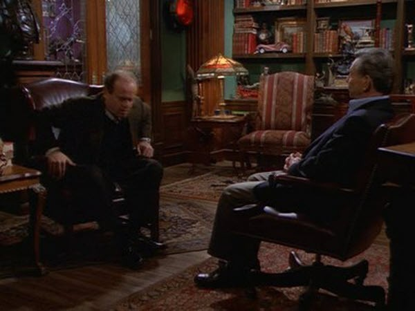 Frasier - Season 3 Episode 19: Crane vs. Crane