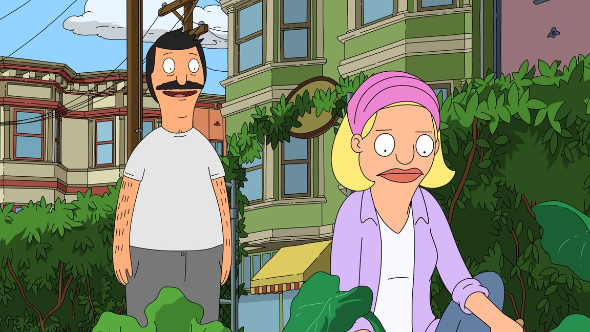 Bob's Burgers - Season 5 Episode 10: Late Afternoon in the Garden of Bob and Louise