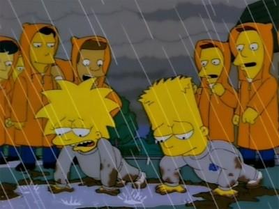 The Simpsons - Season 8 Episode 25: The Secret War of Lisa Simpson