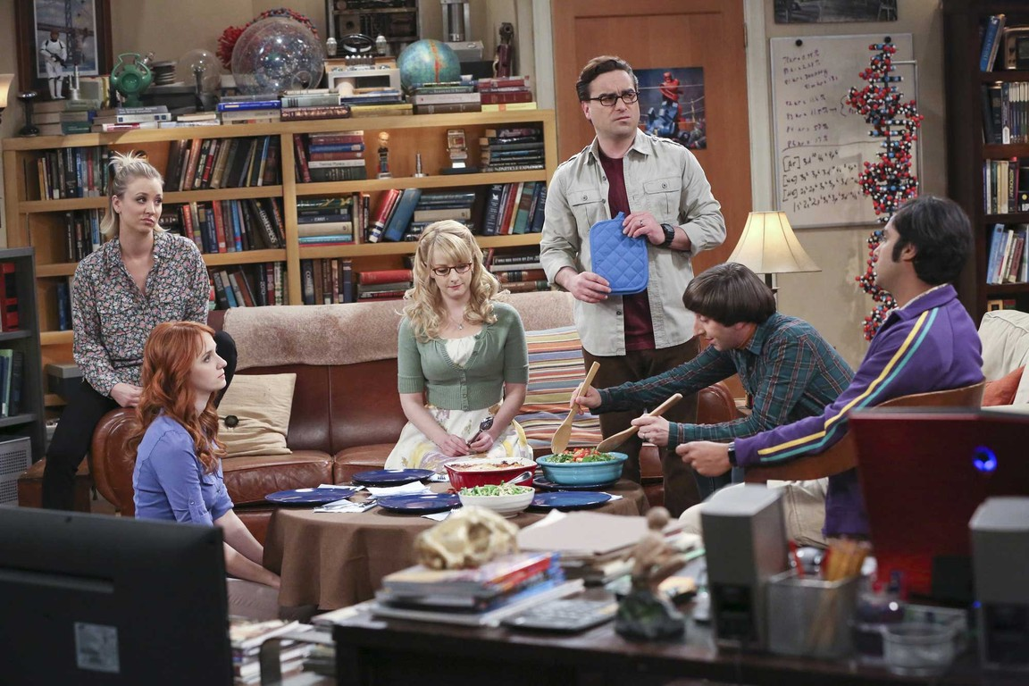 The Big Bang Theory - Season 9 Episode 13: The Empathy Optimization