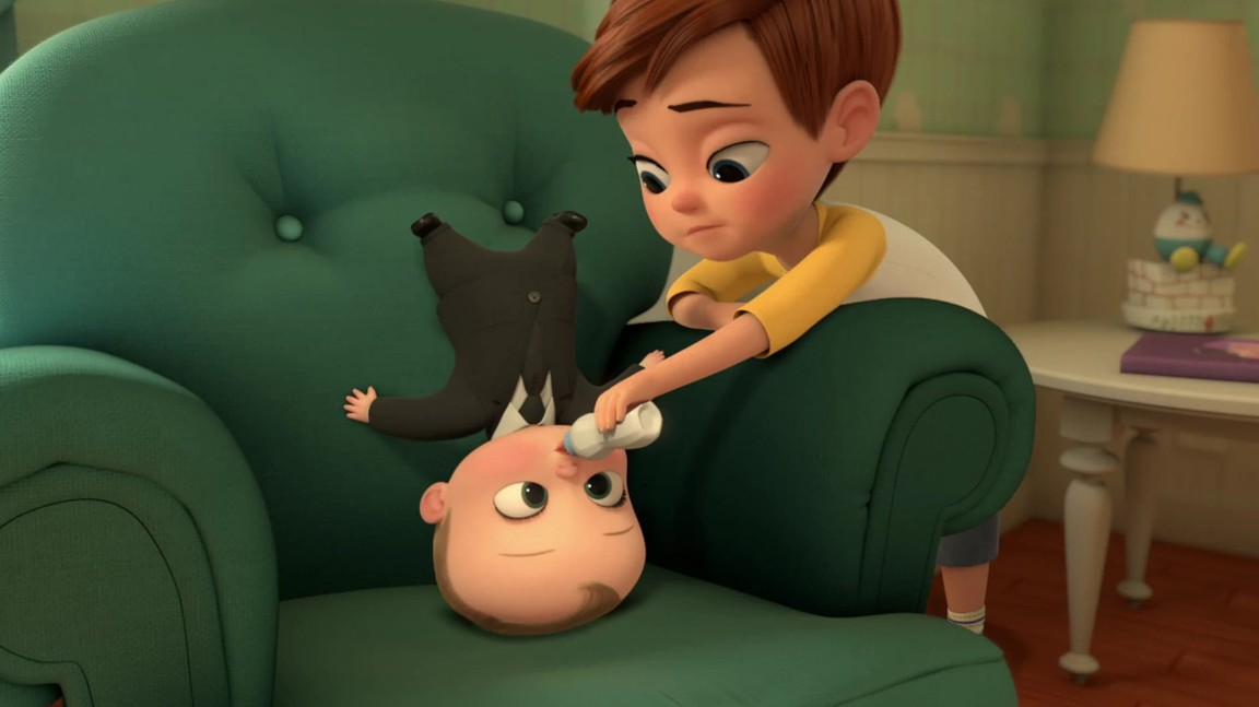 The Boss Baby: Back in Business - Season 1 Episode 06: The Constipation Situation
