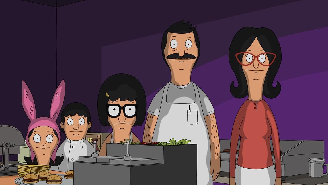 Bob's Burgers - Season 4 Episode 13: Mazel Tina