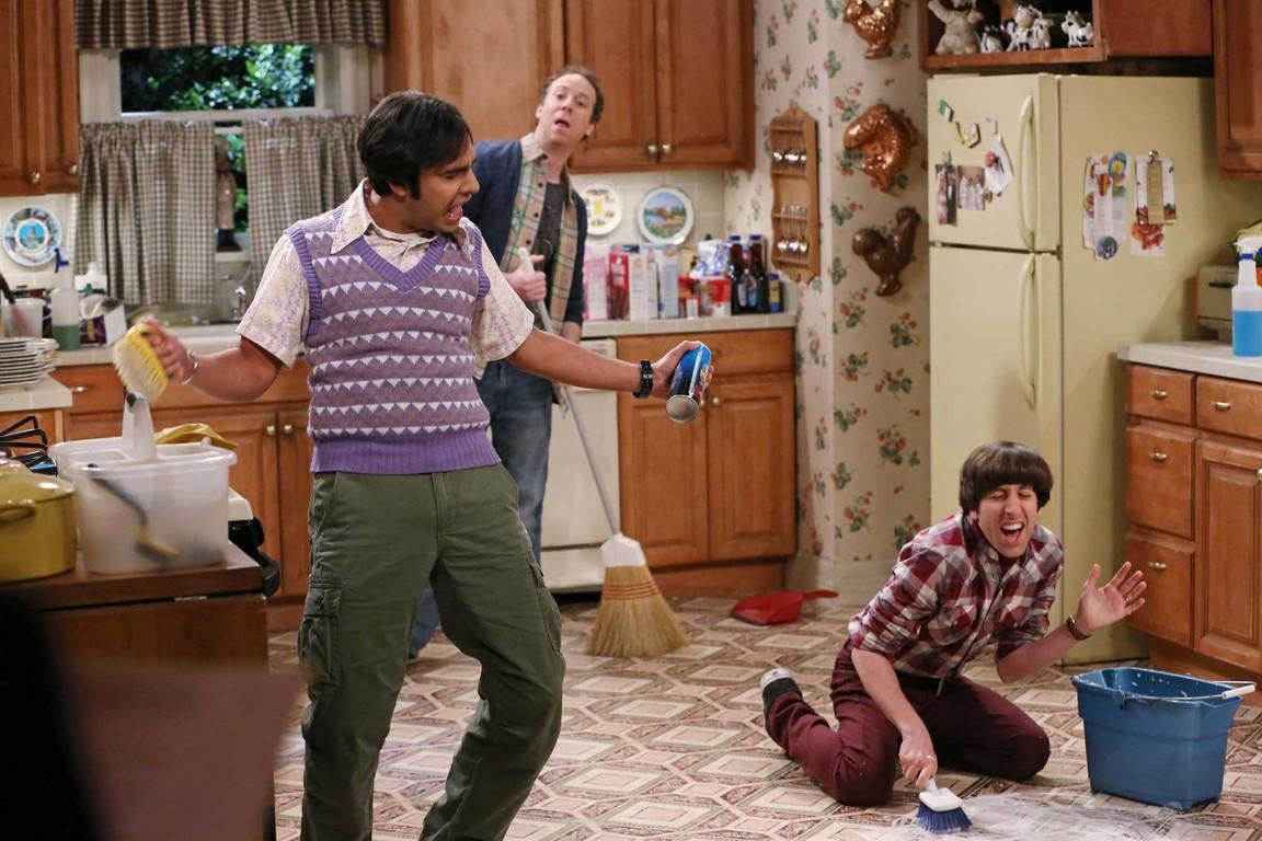 The Big Bang Theory - Season 8 Episode 23: The Maternal Combustion