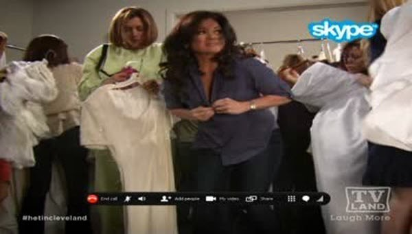 Hot in Cleveland - Season 2 Episode 17: The Emmy Show