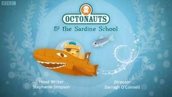 The Octonauts - Season 1 Episode 40: The Sardine School