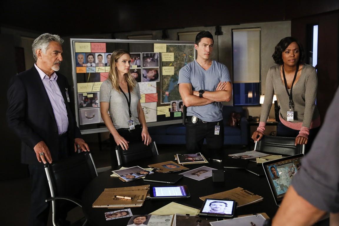 Criminal Minds - Season 14 Episode 01: 300