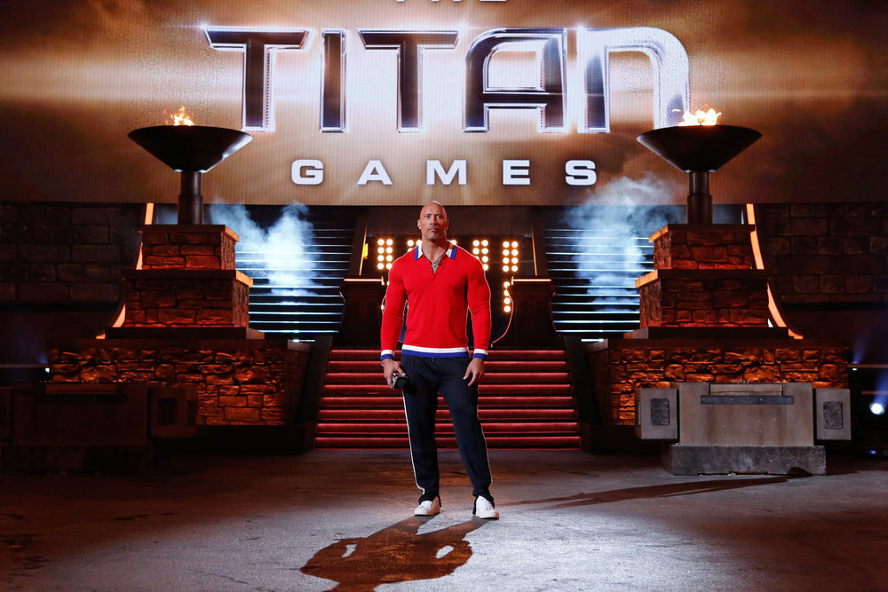 The Titan Games - Season 1