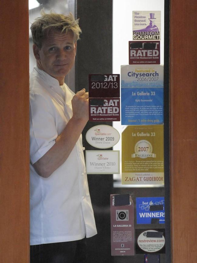 Kitchen Nightmares - Season 6 Episode 02: La Galleria 33, Pt. 2