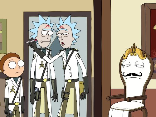 Rick and Morty - Season 1