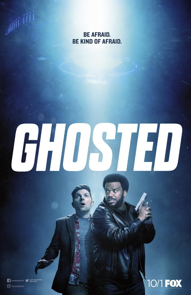 Ghosted - Season 1