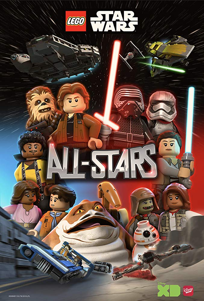 LEGO Star Wars: All-Stars - Season 1