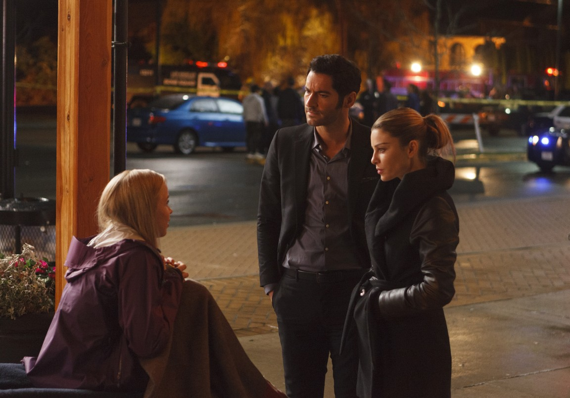 Lucifer - Season 1 Episode 03: The Would-Be Prince of Darkness