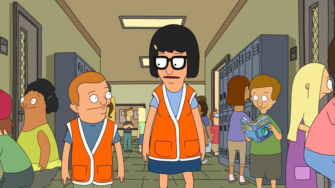 Bob's Burgers - Season 5 Episode 08: Midday Run