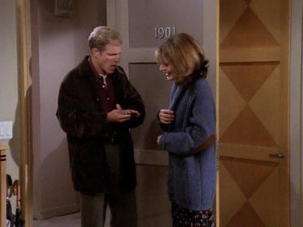 Frasier - Season 4 Episode 01: The Two Mrs. Cranes