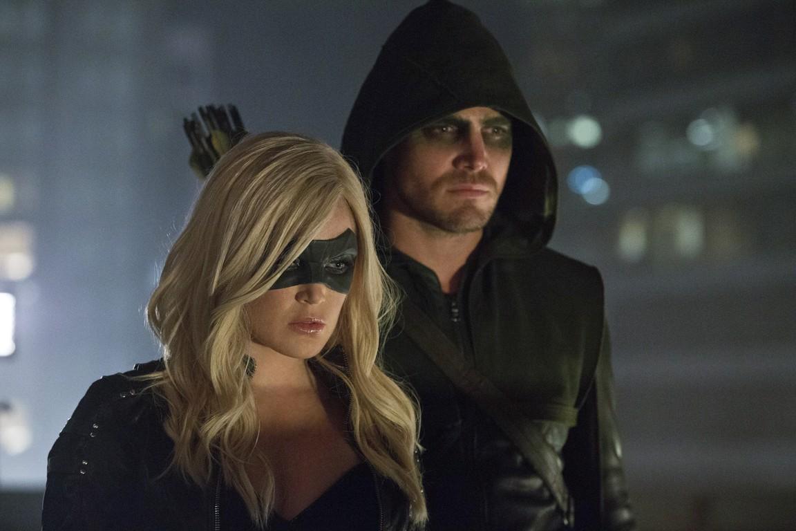 Arrow - Season 2 Episode 04: Crucible