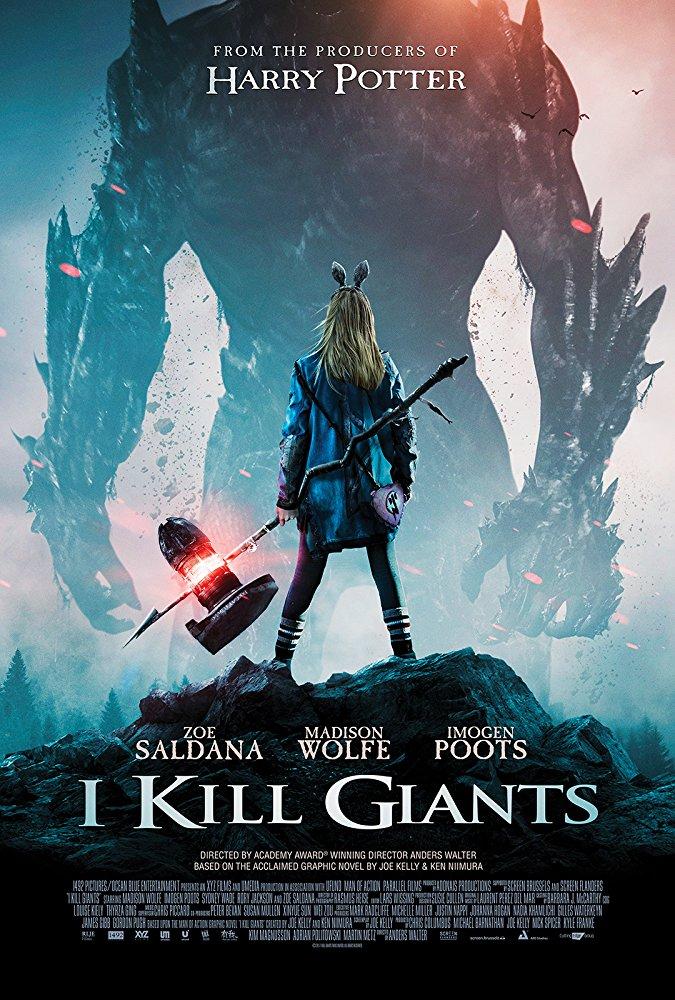 I Kill Giants (Chasseuse de géants)