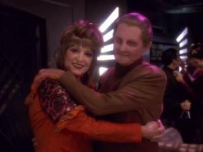 Star Trek: Deep Space Nine - Season 3 Episode 10: Fascination