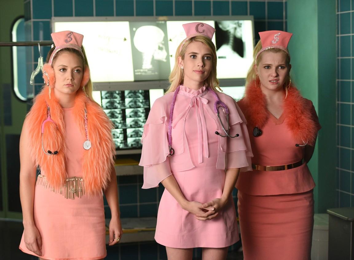 Scream Queens - Season 2 Episode 01: Scream Again