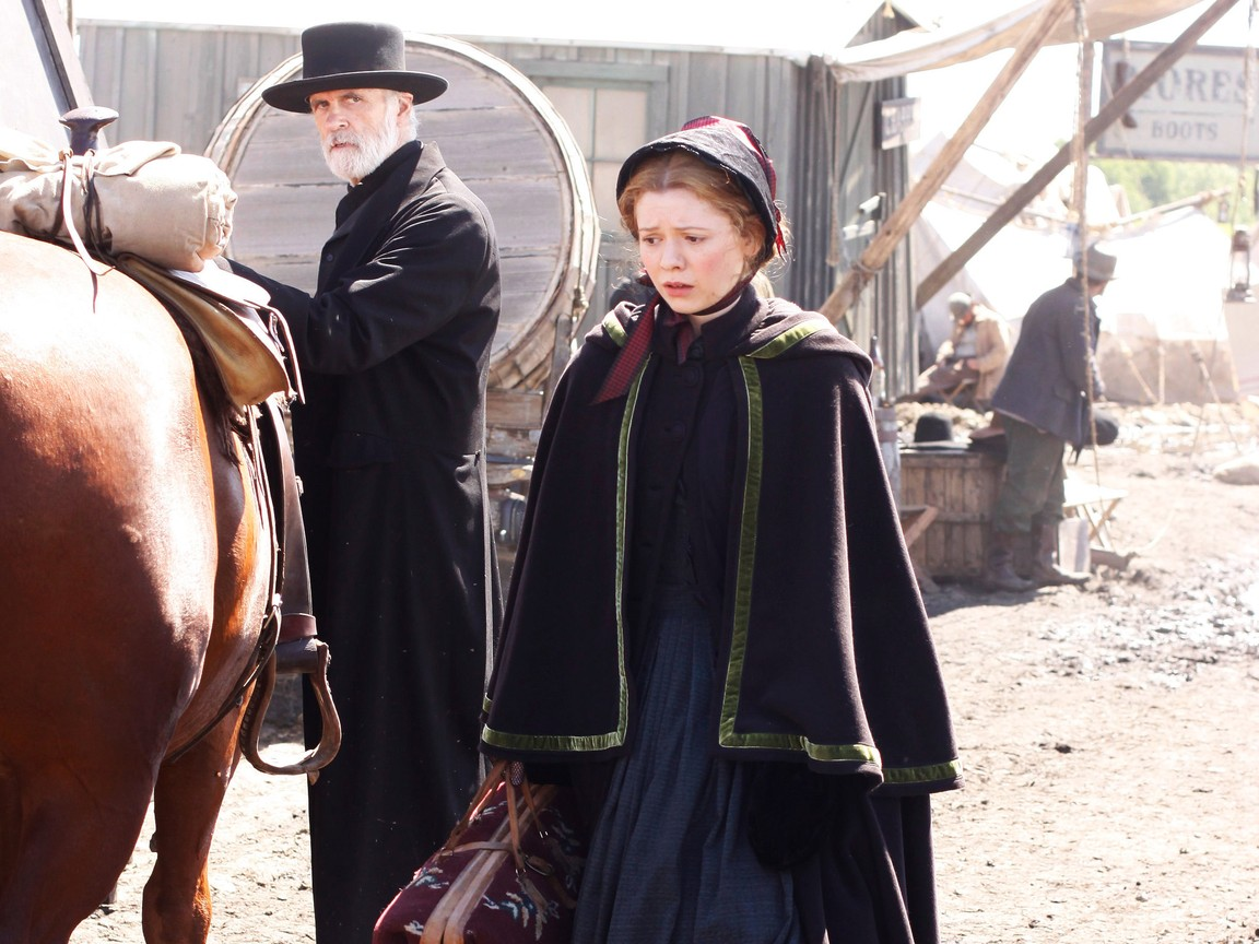 Hell on Wheels - Season 1 Episode 05: Bread and Circuses