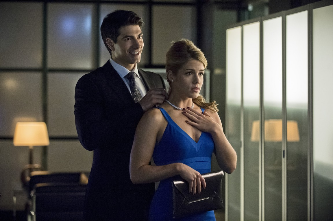 Arrow - Season 3 Episode 07: Draw Back Your Bow