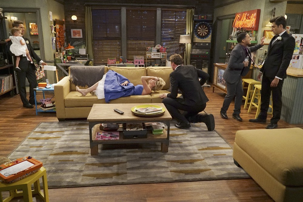Baby Daddy - Season 5 Episode 1: Love and Carriage