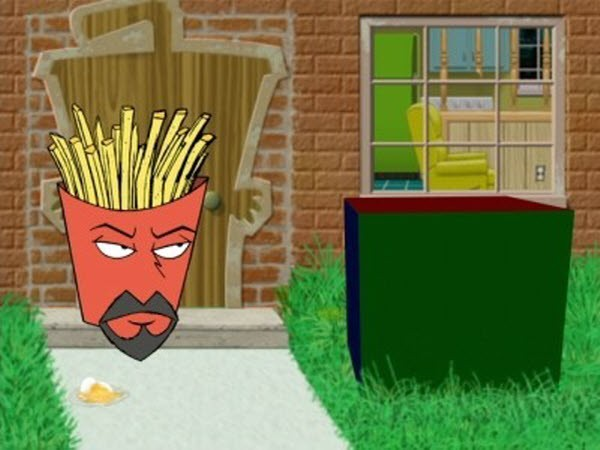 Aqua Teen Hunger Force - Season 2 Episode 18: The Cubing
