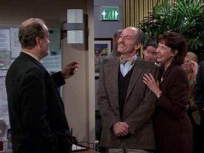 Frasier - Season 4 Episode 17: Roz's Turn